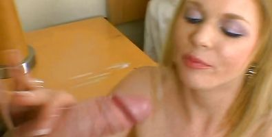 With pussy tester and cutie Gia Marley even the act of sex's unconventional